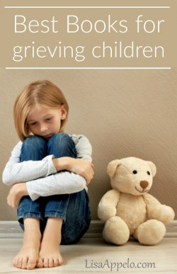books for children's grief | books children grieving | books about heaven