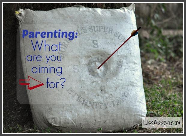parenting goals for kids