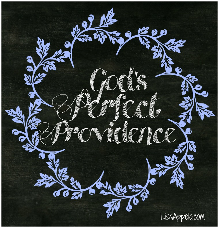 God's Perfect Providence