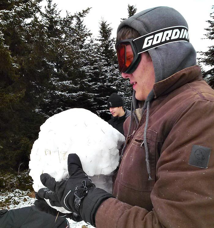 Nick snowball