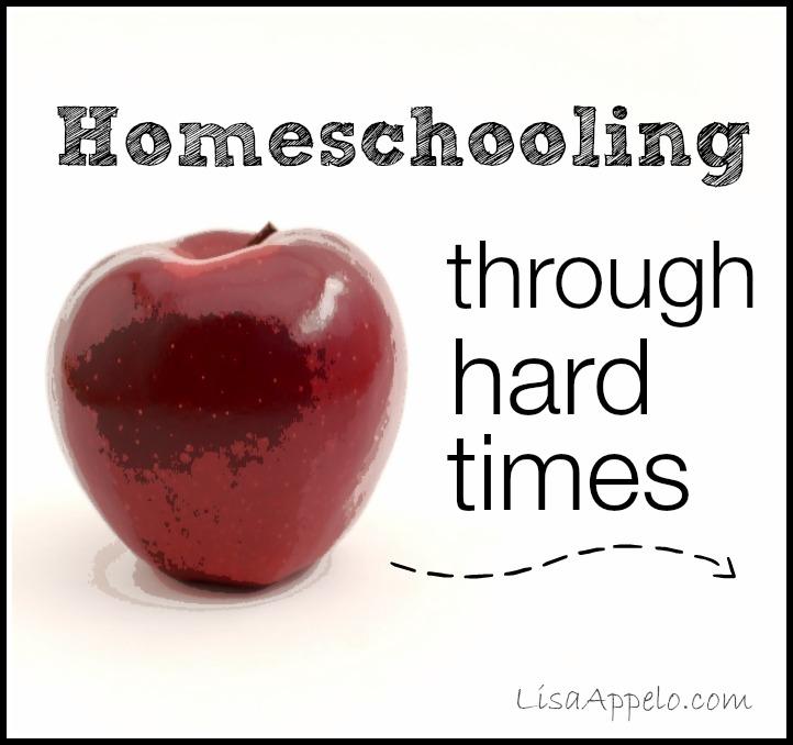 homeschooling hard times blog