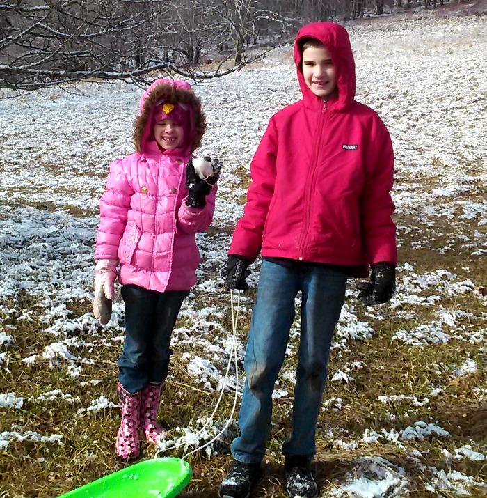 matt and annalise snow