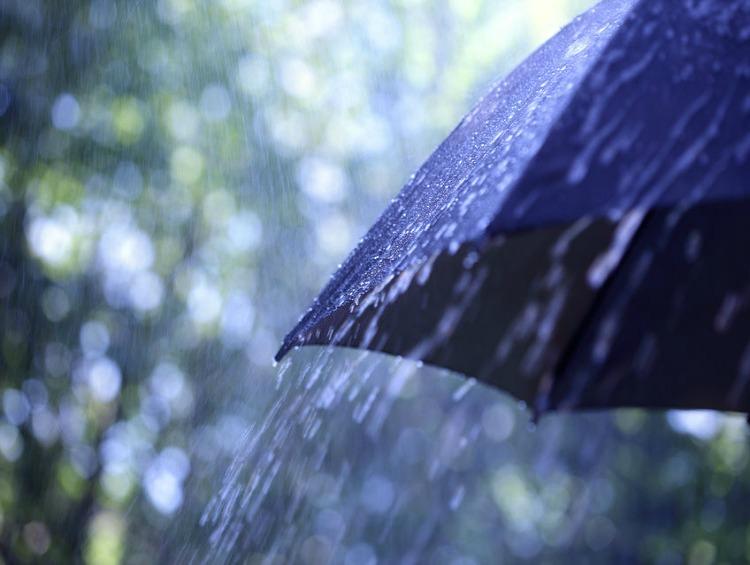 extending umbrella of grace