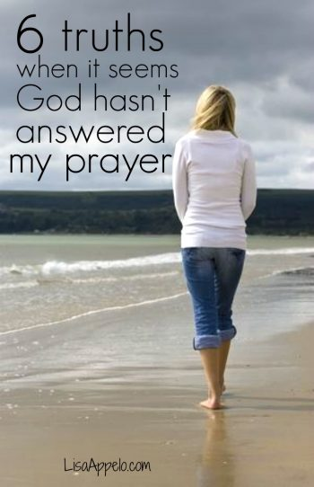 When you're waiting on God to answer prayer, here are 6 truths to know.