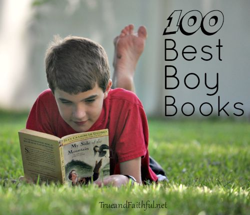 best books boys
