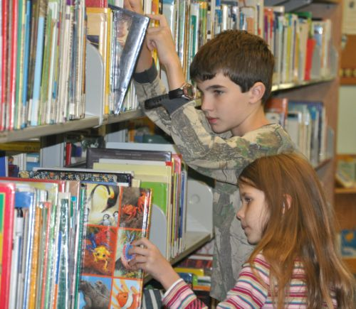 matt annalise reading library