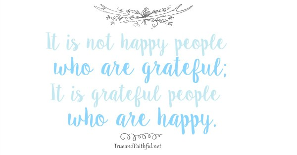 Free Gratitude Print