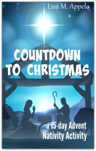 Unwrap the Christmas story with your children using this 15-day advent Nativity Activity. Add one piece to your manger scene each day and read the corresponding scripture along with the book's narrative.