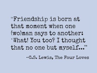10 Marks of True Christian Friendship