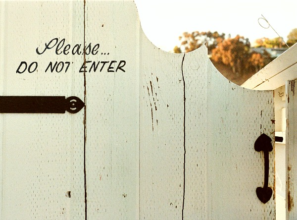 When we're discerning God's will for our life we need to know this: not every open door is from God