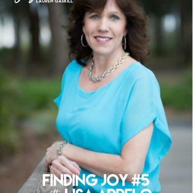 Finding Joy Podcast Lisa Appelo