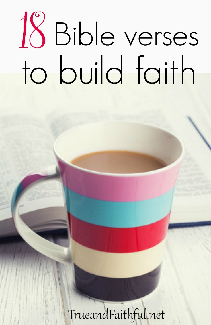 Bible Quotes About Faith Bible Verses To Build Faith In The Hard  True And Faithful