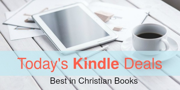 The best of today's Kindle deals on Christian books updated daily.