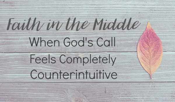 When God's Call Feels Completely Crazy - True and Faithful