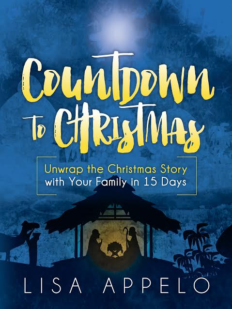Unwrap the real story of Christmas with this 15-day Christmas devotional and your own nativity set.