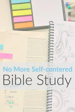 Bible Study | How to Study Bible | No self-centered Bible study