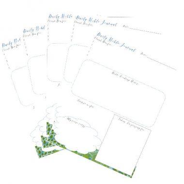 Bible Journaling | daily journaling | Free printable daily Bible study