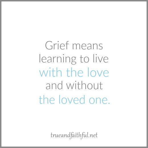 Grief Myth: You'll Get Over It | Christian Grief