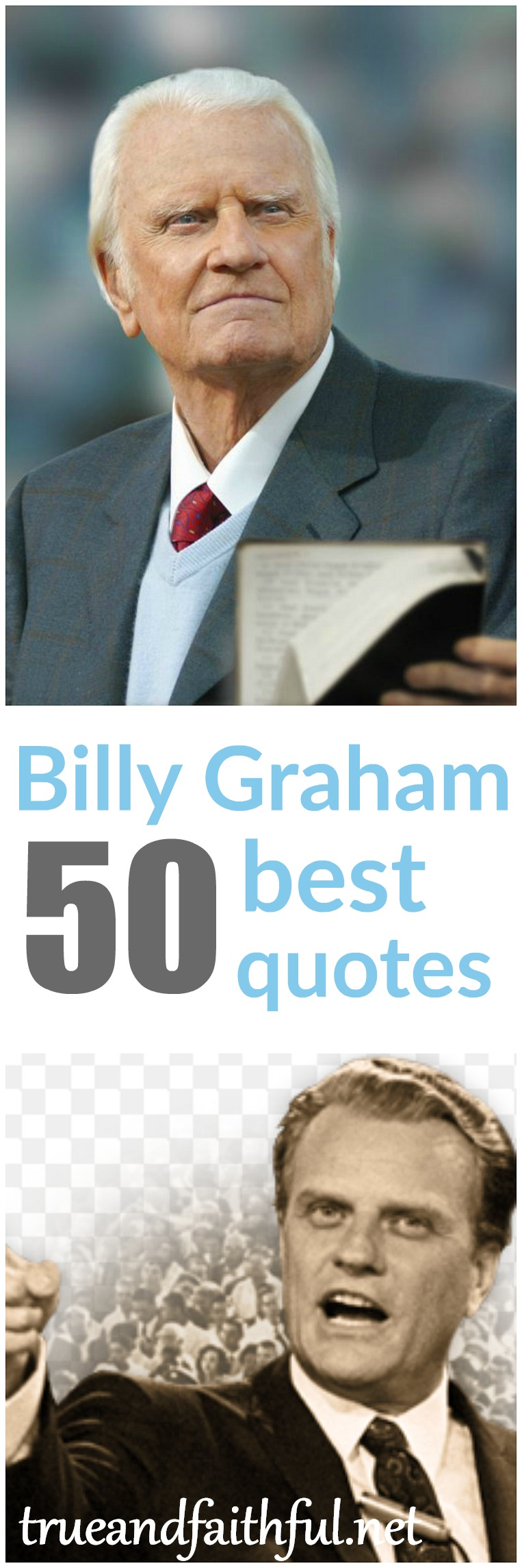 50+ Billy Graham best quotes | top quotes Billy Graham | best Christian quotes