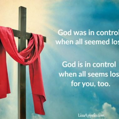 God is in control | God's timing | God sovereign bad circumstances