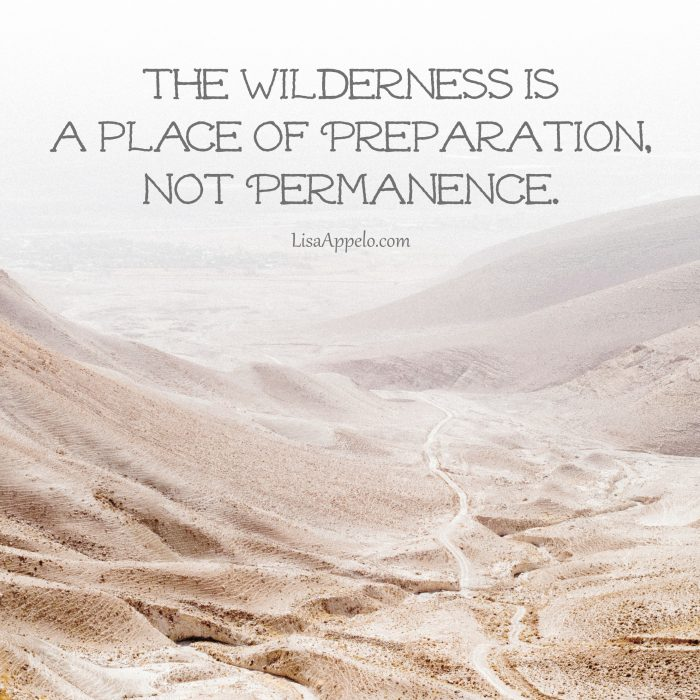 3 Truths When You're in the Wilderness