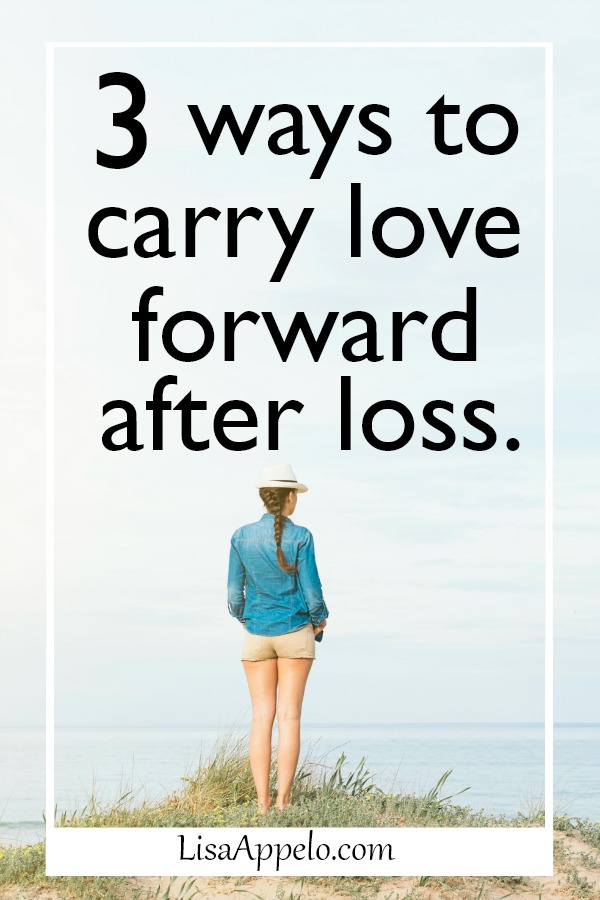 Carrying My Husband's Love Forward After Loss