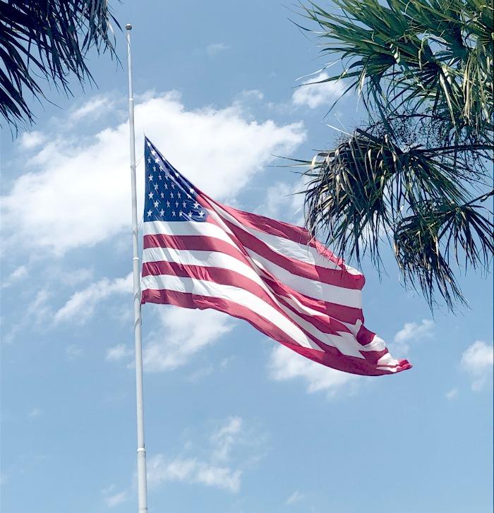 When you honor Memorial Day as a Marine widow