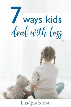 7 ways children deal with loss