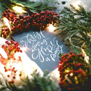 Hope of Christmas: the women in Jesus' family tree