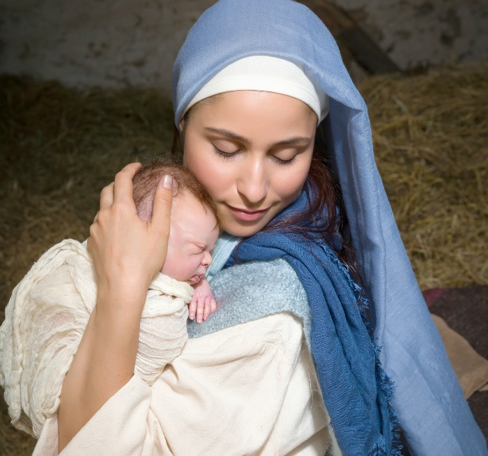 Mary in Jesus' lineage