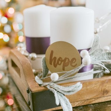 Is it too late to start Advent? No!