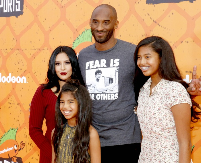 Kobe Bryant when Celebrity Deaths Trigger Personal Grief