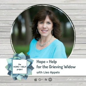Hope and help for the grieving young widwo