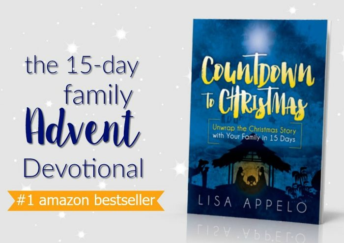Countdown to Christmas Family Advent Devotional